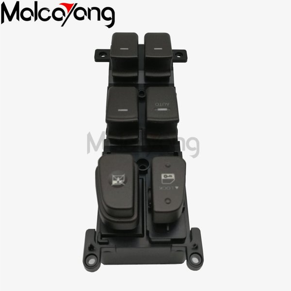 Master Window Power Control Switch Front Left Driver Side 935703K600 For Hyundai Sonata 2.4L 3.3L 2008 2009 2010