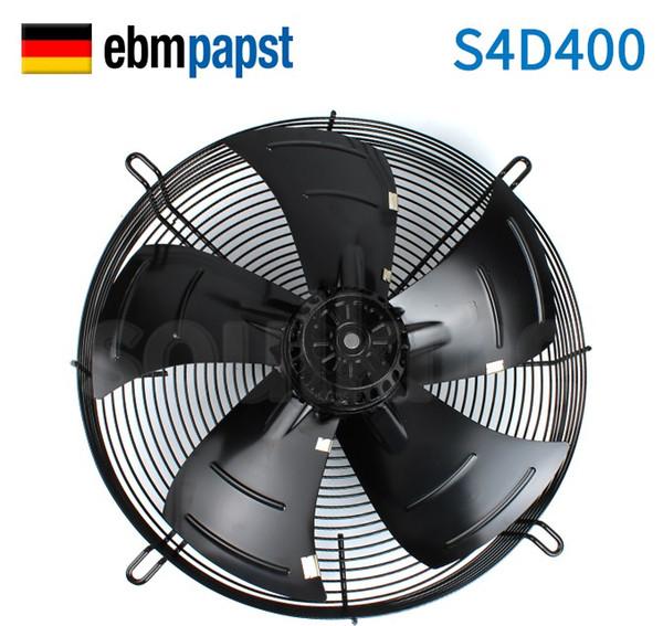 Al por mayor alemán (ebmpapst S4D400 230 / 400V 0.44A 135W) (ebmpaspt K3G630-AS05-01 400V 17A) (ebmpapst A4D450-AP01-01 230 / 400V 0.48) ventilador de refrigeración