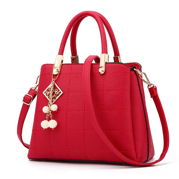 PU Leather Women Handbag Designer Casual Tote Bag Female Messenger Bags Large Shoulder Crossbody Bag bolsa feminina
