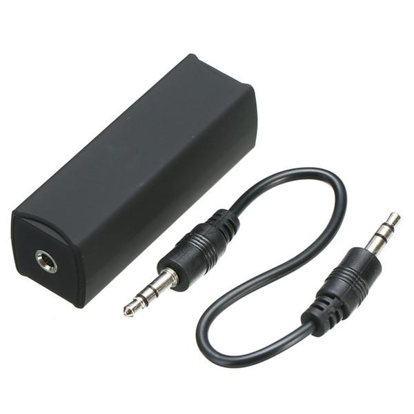 حلقة الأرض عزل الضوضاء كبل الصوت المضادة للتدخل القضاء على سيارة المنزل 3.5mm ستيريو نظام الصوت Aux