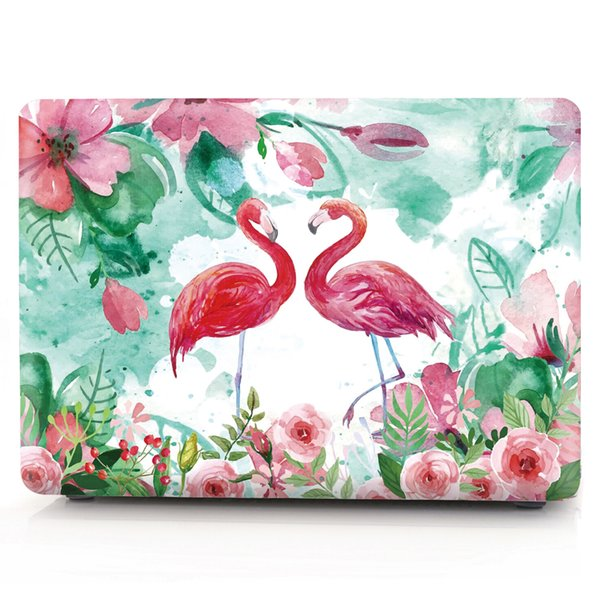 hrh-x-44 Oil painting Case for Apple Macbook Air 11 13 Pro Retina 12 13 15 inch Touch Bar 13 15 Laptop Cover Shell