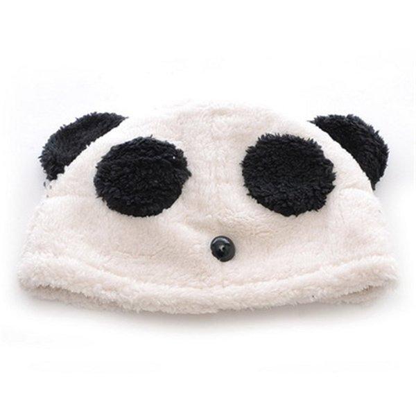 Compre Sombrero De Las Muchachas Regalo De Peluche Suave Animal De ...