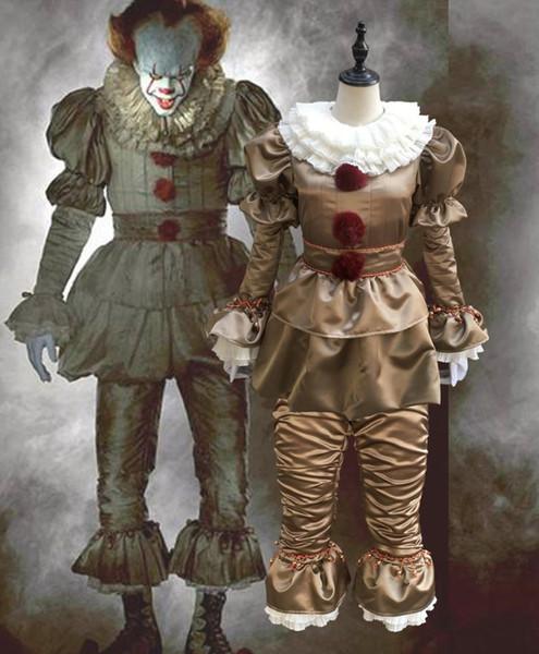 pennywise kostüm kinder