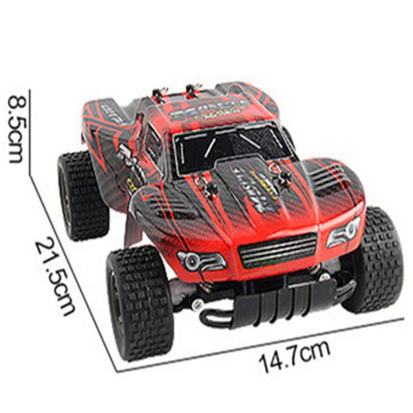 RC Auto Elektrische Spielzeug Fernbedienung Neueste Jungen RC Auto 2,4G Shaft Drive Truck Geschwindigkeit 20 KM Fernbedienung Fernantrieb Auto 1:18 batterie K0378