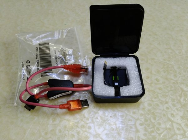 xtc 2 clip xtc clip Box With Y Type Cable with 3 In 1 Flex Cable for HTC