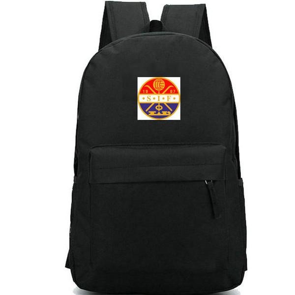 SIF рюкзак Stromsgodset клуб дизайн рюкзак команда упражнение школьный футбол рюкзак спорт школа сумка Открытый день пакет