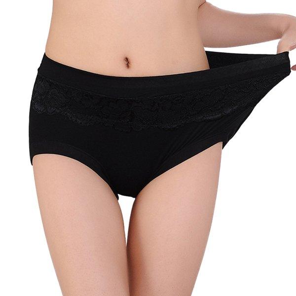 25PCS / LOT SINGYOU Breathable Women Large Size Briefs Modal Panties Underwear Sexy Mid Rise Panty Female Lady Brief 17 Colors