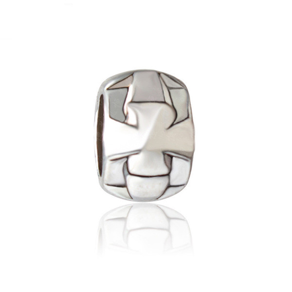 Secret Cross Alloy Charm For Pandora Bracelet Snake Chain Or Necklace Fashion Jewelry Loose Bead New Arrival