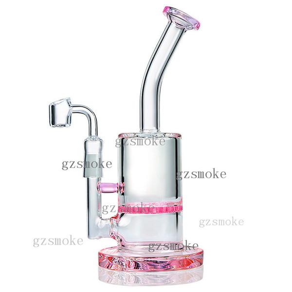 Pink GW-080 com banger quartzo