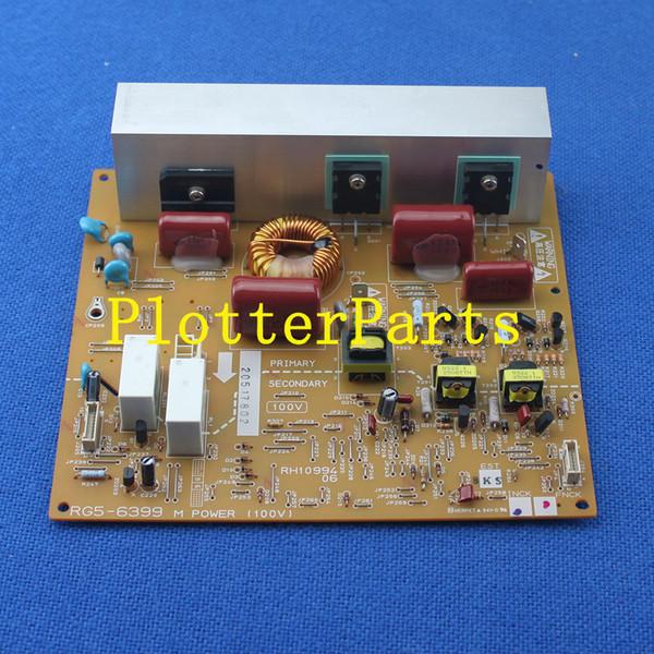 RG5-6399 - 030cn Термоблок питания ПК доска для HP Color LaserJet 4600 4650 частей принтера используется