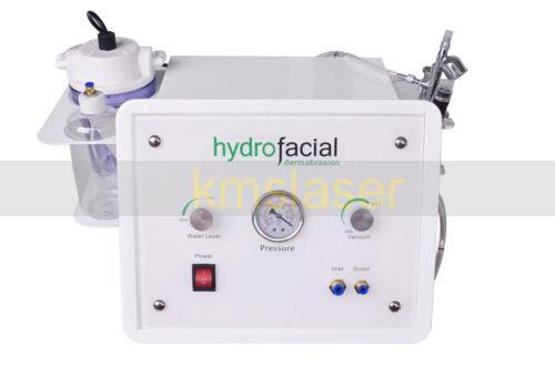 3 in 1 Hot sale oxygen spray & diamond dermabrasion skin peeling & hydrodermabrasion hydro facial machine