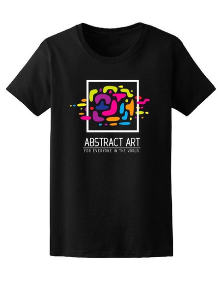 Abstract Art For Everyone Summer Short Sleeves Cotton Fashion 2018 New Pure Cotton Short Sleeves Hip Hop Fashion Mens T-Shirt