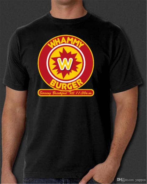 Whammy Burger T-shirt Nouveau D-Fens Michael Douglas S-6XL