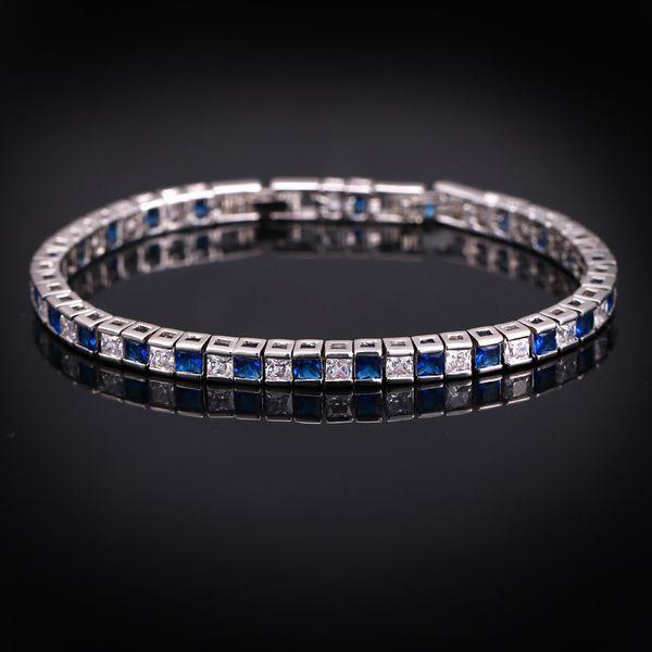 September New Pattern Korean Fresh Hundred Take The Hand Trimmed Zirconium Stone Bracelet High-end Exquisite Fashion Ornaments