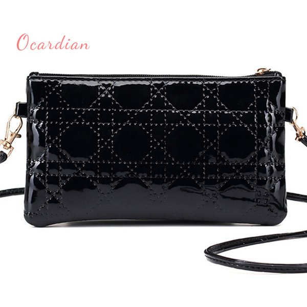 OCARDIAN bolsas mujer New Women Handbag Shoulder Bags Tote Purse Leather Messenger Bag Casual #30 sale 2017 Gift