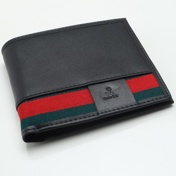 Un gran número de inventario de hombres de cuero genuino de lujo MT billetera de hombre de becerro Clip de efectivo, accesorios clásicos blusa Cufflink MB Gemelos