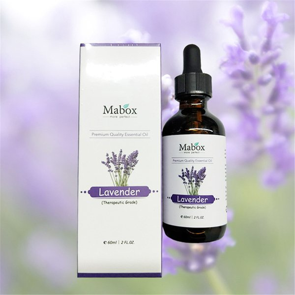 Mabox Brand Premium Quality Essential Oil Beauty Lavender Essential Oil Pure & Therapeutic Grade - Basic Sampler