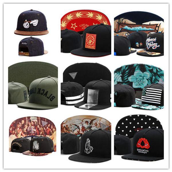 Cheap Hot CAYLER & SONS Snapback Cap Hip-hop Men Women Snapbacks Hats Baseball Sports Caps,good quality