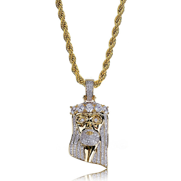 gold with 50cm chain