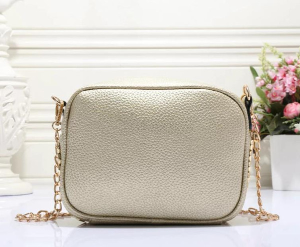 Free shipping 2018 new Messenger Bag designer handbags 2018 new Medium rBag Mini fashion chain bag women star favorite perfect small package