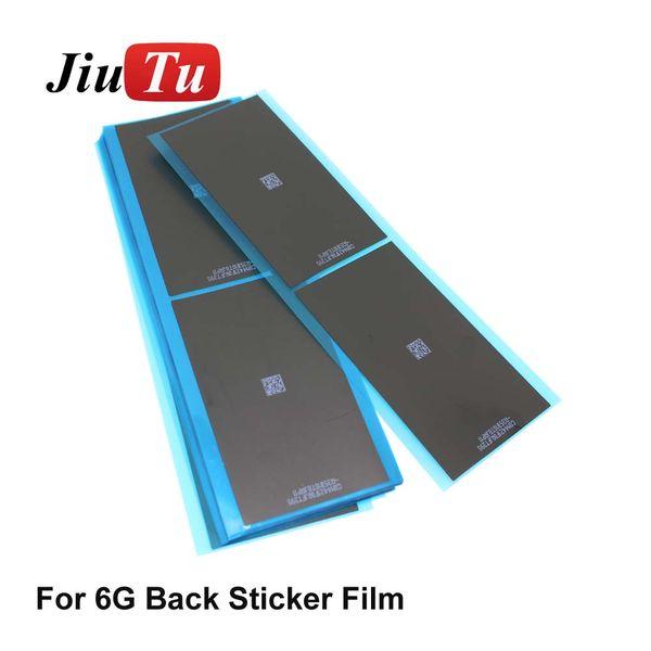 Original Backlight Black Film Sticker For iPhone6S 6G 4.7inch Backlight Paper Scratch-resistant LCD Screen Protector Film JiuTu