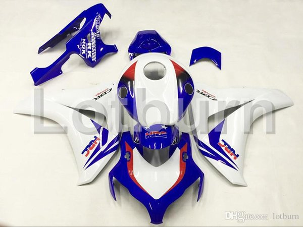 High Quality ABS Plastic Fit For Honda CBR1000RR CBR1000 CBR 1000 RR 2008 2009 2010 2011 Moto Custom Made Motorcycle Fairing Kit A559