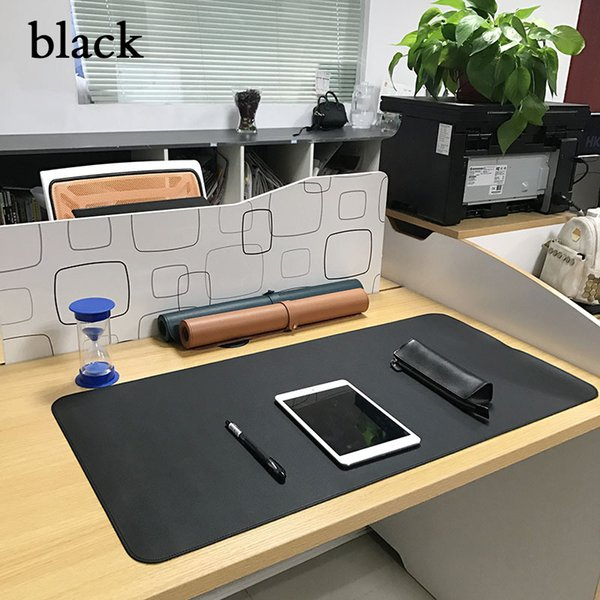 80*40cm Large Gaming Mouse Pad Waterproof Extended Leather Office Computer Desk Mat Keyboard Tablet Mouse Pad Writing Mousemats