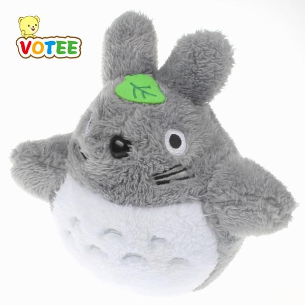 Lovely Totoro Plush Animals Toys Stuffed Doll High Quality Kawaii Movie Character Totoro Pendant Cartoon Soft Toy Kids Gift 18cm
