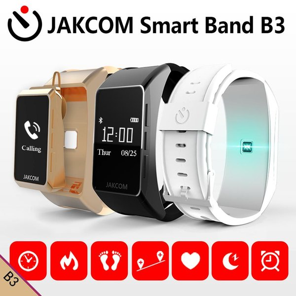 JAKCOM B3 Smart Watch Hot Sale in Smart Wristbands like watch go avi video player smart watch sim