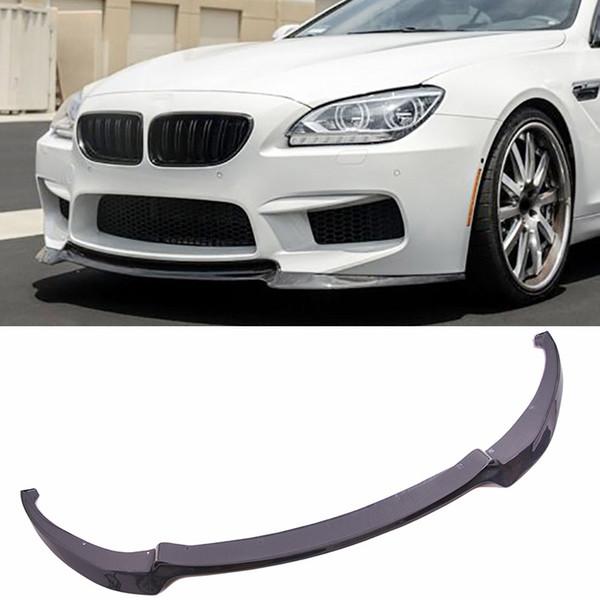 V-OR Style Carbon fiber Front Lip Spoiler Fit For BMW F06 F12 F13 M6