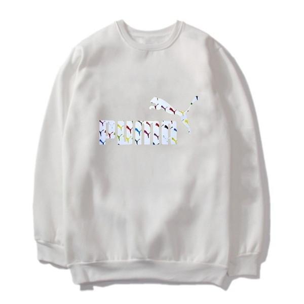 hoodies Men's Wear 2018 Autumn New Pattern Printing Long Sleeves Man Sweater sweatshirts