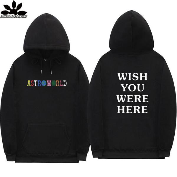 best selling Travis Scott Astroworld hoodies fashion letter print Hoodie streetwear Man and woman Pullover Sweatshirt