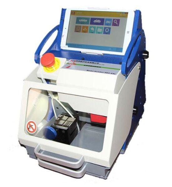 Best Auto Locksmith Tool SEC-E9z CNC automatic key cutting machine Multi Language