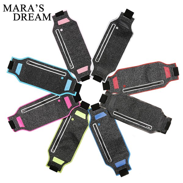 Mara's Dream Fashion Unisex Bag Travel Softback Handy Waist Belt Zip Pouch Clutch Women's Handbags Mini Crossbody Bags For Women