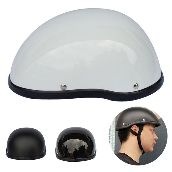 2018 Newly Motorcycle Half Face Helmet Breathable Comfortable Cool For Biker Cruiser Summer