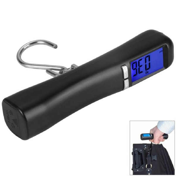 Wholesale 88Lb 40kg 1410oz 10g Digital Portable Travel Hanging Suitcase Baggage Luggage scale