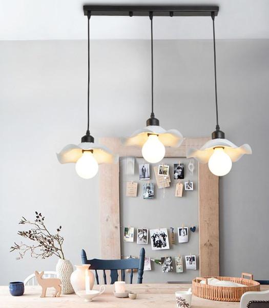 Modern restaurant Pendant Lights creative pendant lamp bar desk aisle lights modern Dinging room minimalist lighting G303