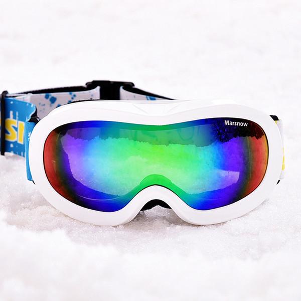 Sports Men Sunglasses UV400 Protection Snowmobile Ski Cycling Glasses Windproof Dustproof Glasses Bike Ski Sunglasses Eyewear