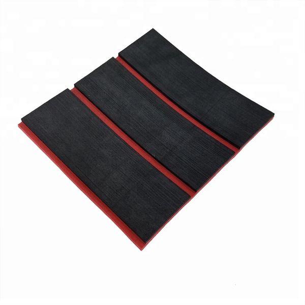 Revestimento marinho das almofadas de plataforma do barco do patim de EVA não para a folha do decking de EVA dos barcos, revestimento marinho do barco