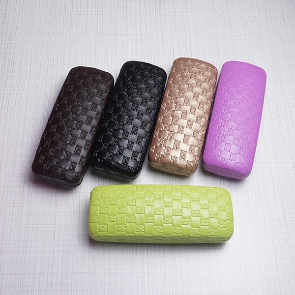 Colorful reading glasses case hard case for glasses case eyeglass cases cloth box for glasses box eyewear accessories