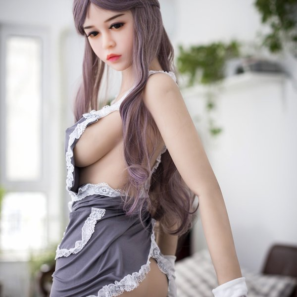 New Japanese silicone real sex doll for men love doll Skinny body high quality China factory direct sell
