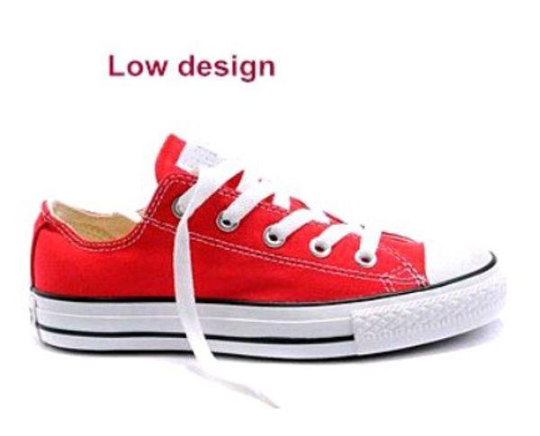 düşük kırmızı