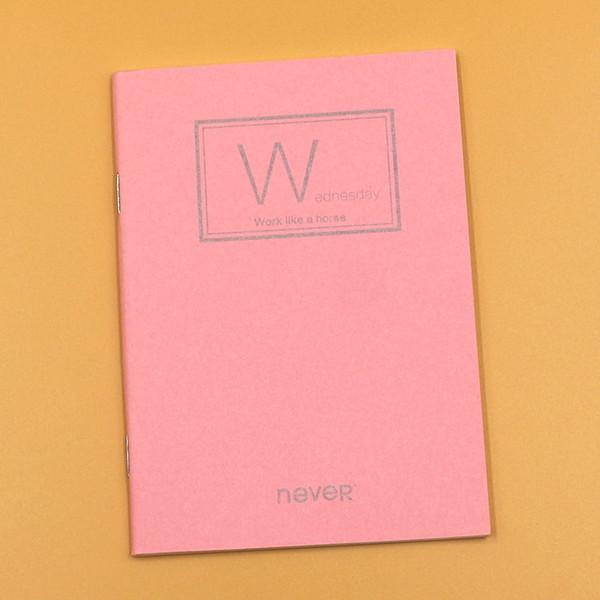 Wednesday Pink 95x138mm