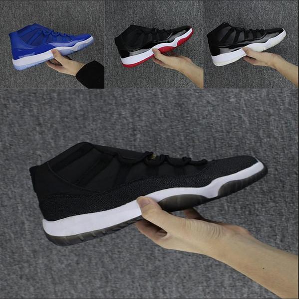 11 Mit Jordan Herren Jam AJ11 Box Blaue Jam Schuhe UNC 45 Großhandel XI Chicago Midnight Air SIE 82 11s Gym Red Navy WIE Nike 11 Space Space GEWINNEN 0wOkn8XP