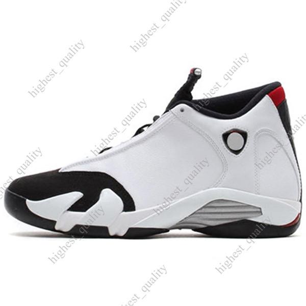 #08 Black Toe