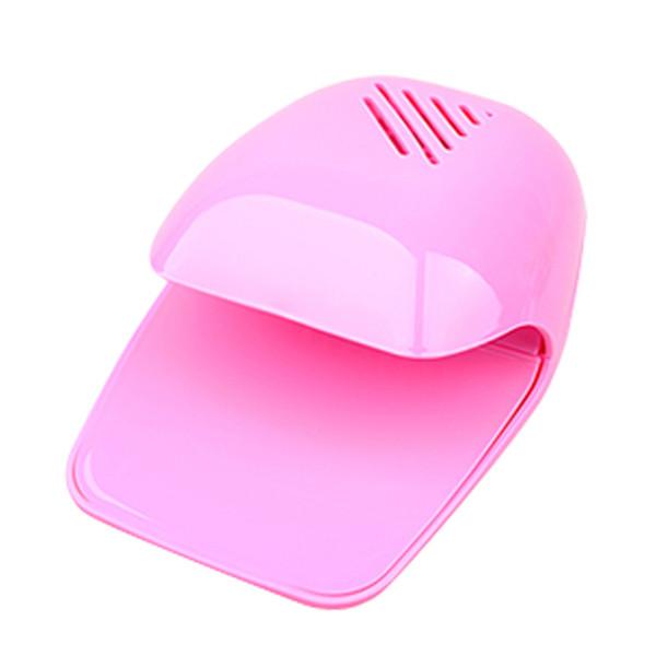 Mini UV Nail Dryer Fan Nail Gel Polish Dryer Winds Uniform Quickly Dries Wet Nails Manicure Tool
