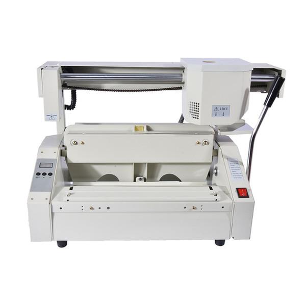 best selling 1pc glue book binding machine glue book binder machine hot melt book binding machine booklet maker