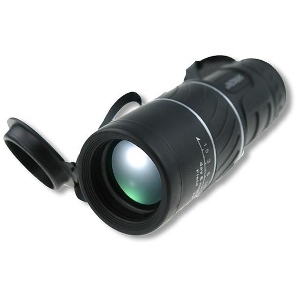 Nuevo 16X52 50X52 Día de Visión Nocturna Dual-Focus HD Optics Zoom Telescopio Monocular Impermeable Super Clear para Caza al aire libre
