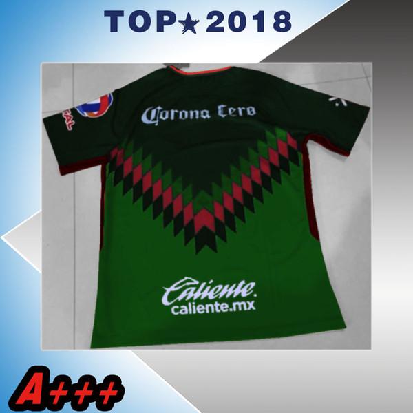 TOP Qualität 2017 2018 LIGA MX Club Amerika fußball Trikots Neue Vierte grün 17 18 SAMBUEZA Camisetas O. Peralta fußball shirts
