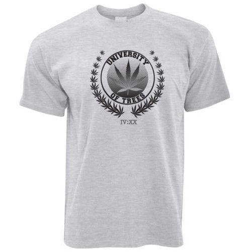 Ституте фон Bäume Kiffer 420 Aufdruck дизайн тупится моменте Херрена футболка